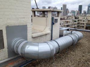 Ventilation et travaux - (c) Alliance Air