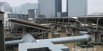 Alliance Air Entretien et maintenance des différents systèmes de ventilation